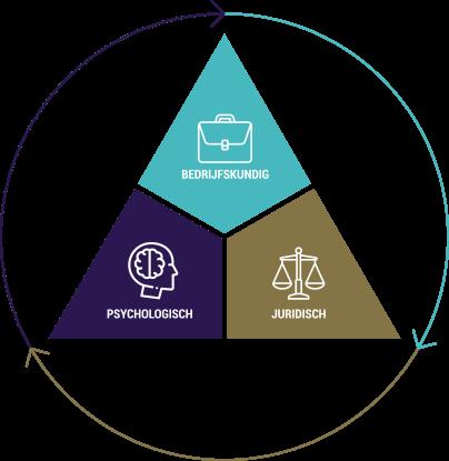 Business mediation driehoek